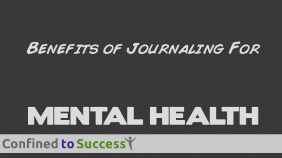 Journaling Topics for Mental Health