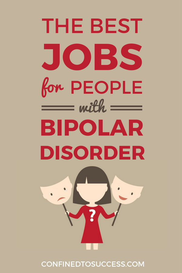 The Best Jobs For People With Bipolar Disorder