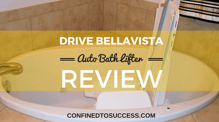 Drive Bellavita Auto Bath Lifter Review