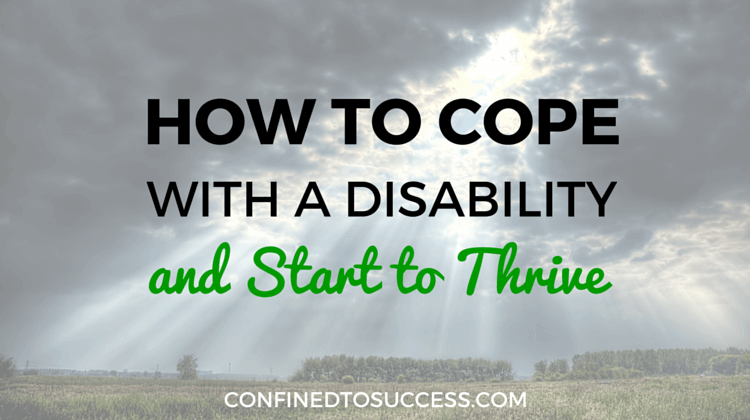 How To Cope With A Disability