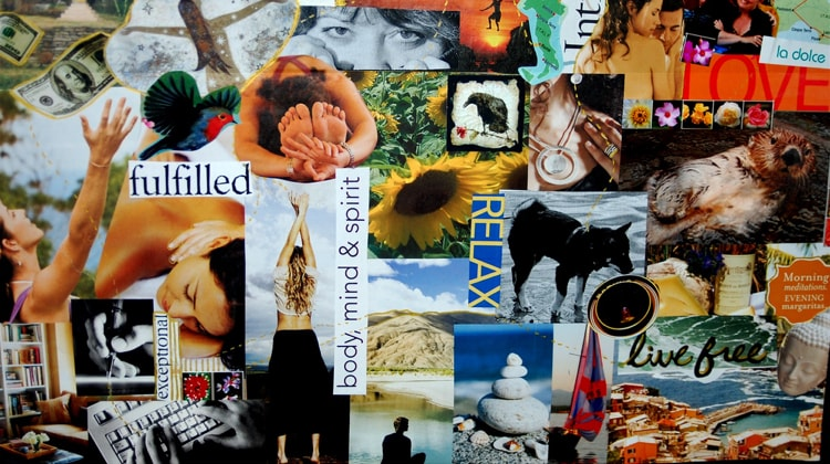 How To Create A Vision Board For Health And Well-Being ...