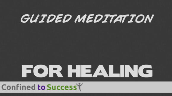 Guided Meditation Healing