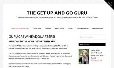 The Get Up And Go Guru