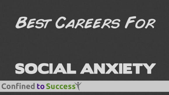 Jobs For People With Social Anxiety