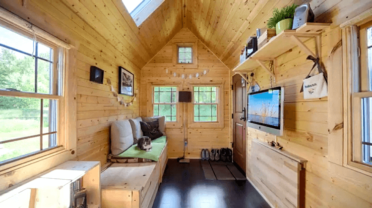 Wheelchair Tiny House