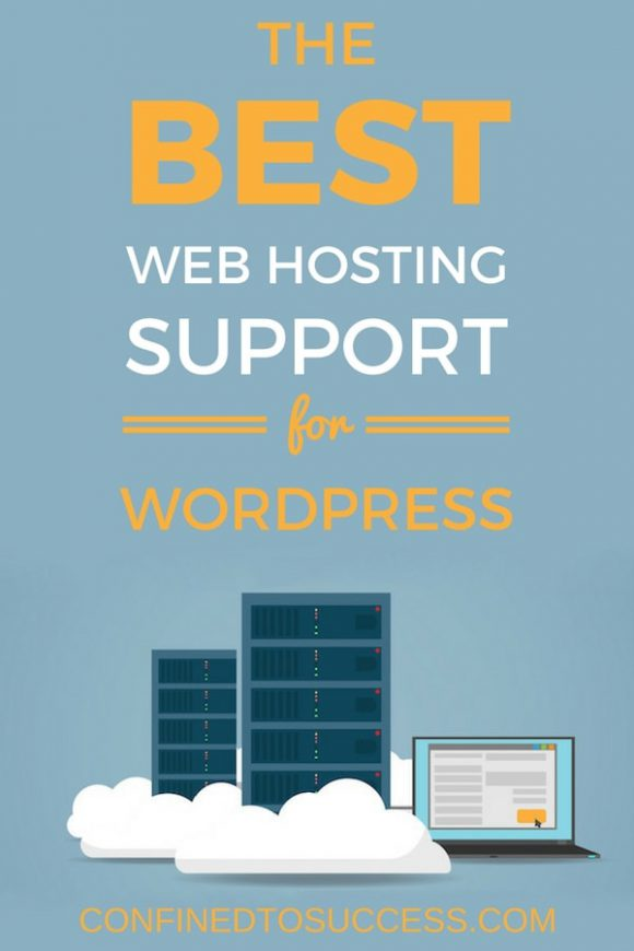 The Best Web Hosting Support For WordPress Sites