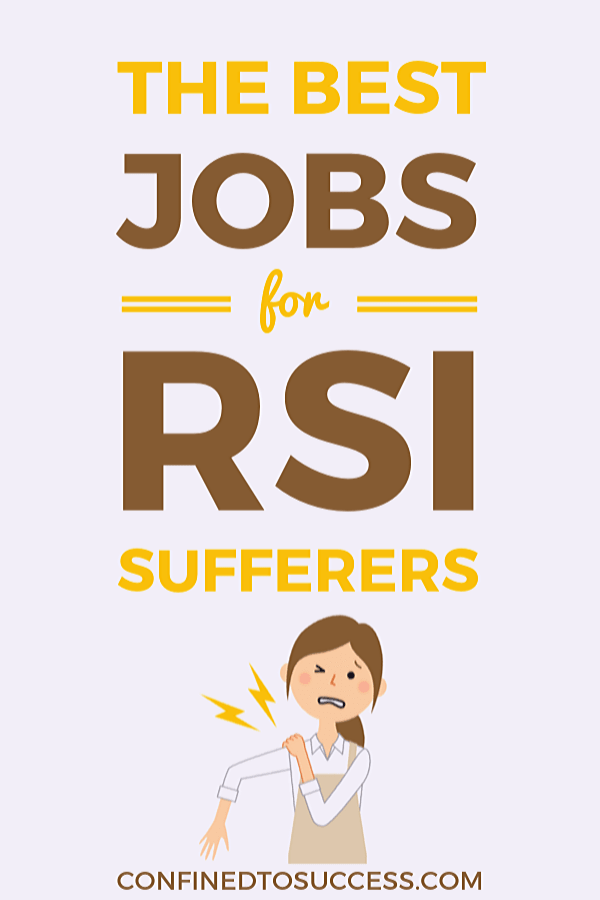 Best Jobs For RSI Sufferers