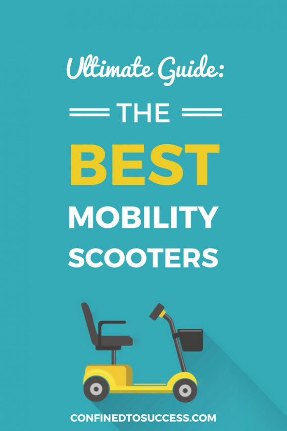 The Best Mobility Scooters