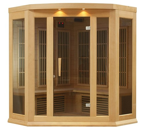 Dynamic Saunas AMZ-MX-K356 Review