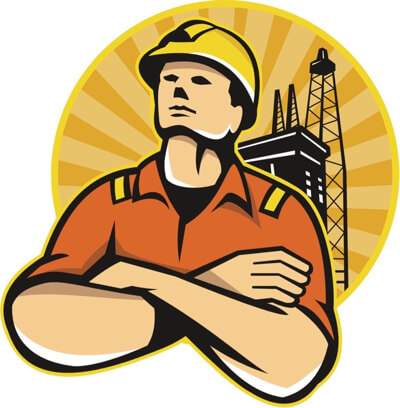 MGTOW Jobs - Oil Rig Worker