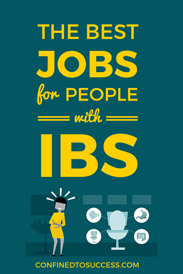 Best Jobs For People With IBS 2
