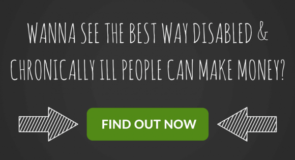 Legitimate Make Money Opportunity For The Disabled And Chronically Ill