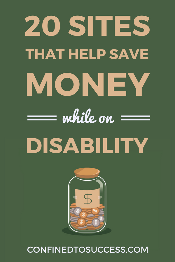 Save Money While On Disability