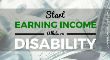 Make Money Online For The Disabled & Chronically Ill